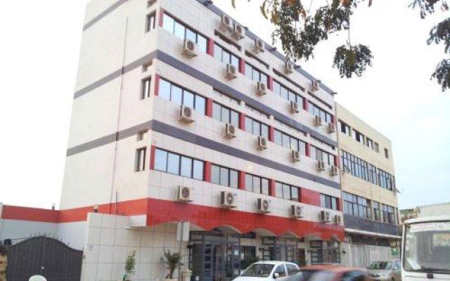 Prime Inn Hotel вид на фасад