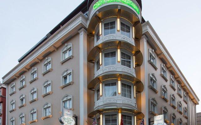Отель Yasmak Sultan вид на фасад