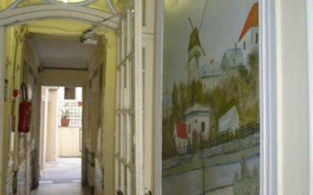 Hotel Bearnais вид на фасад