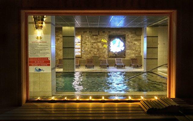 Отель Orkis Palace Thermal & Spa вид на фасад