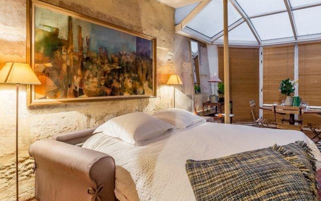 Отель Edgar Suites Saint Germain - Serpente комната для гостей