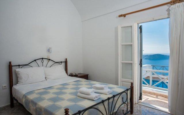 Отель Prekas Apartments Греция, Остров Санторини - отзывы, цены и фото номеров - забронировать отель Prekas Apartments онлайн комната для гостей