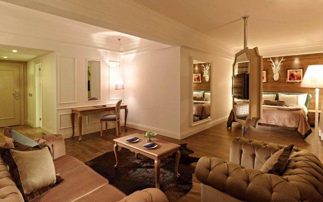 Kaya Palazzo Ski & Mountain Resort Турция, Болу - отзывы, цены и фото номеров - забронировать отель Kaya Palazzo Ski & Mountain Resort онлайн комната для гостей