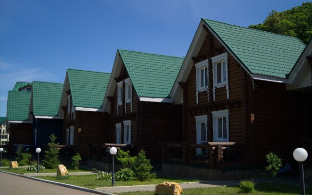 Гостиница Царьград вид на фасад