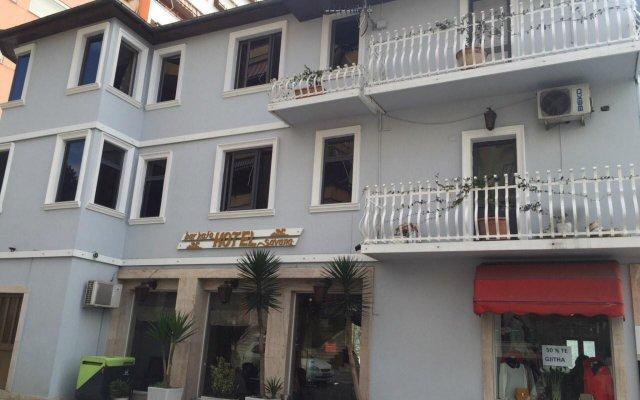 Отель Savana Албания, Тирана - отзывы, цены и фото номеров - забронировать отель Savana онлайн вид на фасад