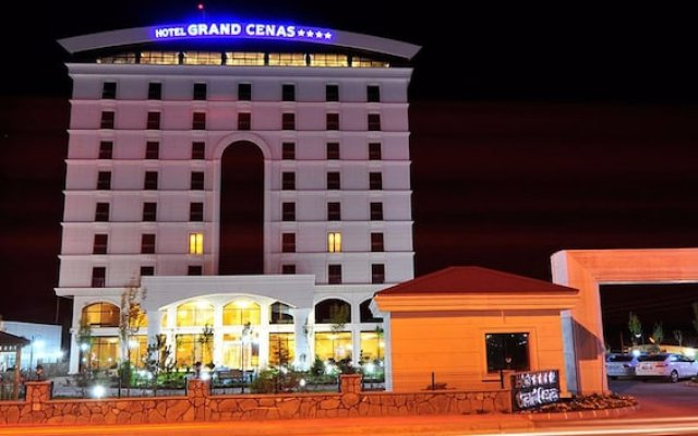 Grand Cenas Hotel Турция, Агри - отзывы, цены и фото номеров - забронировать отель Grand Cenas Hotel онлайн вид на фасад