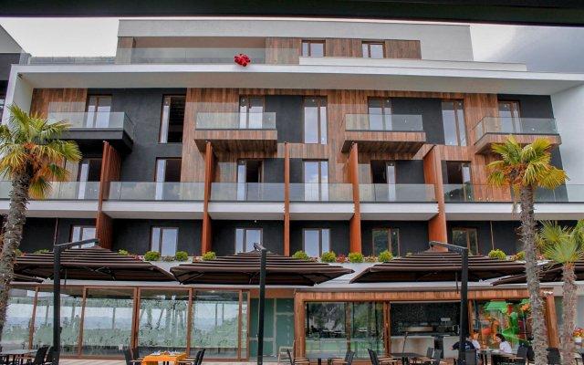 Отель Select Hill Resort Албания, Тирана - отзывы, цены и фото номеров - забронировать отель Select Hill Resort онлайн вид на фасад