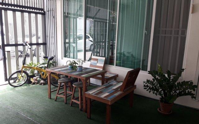 Отель Baan Paan Sook - Unitato вид на фасад
