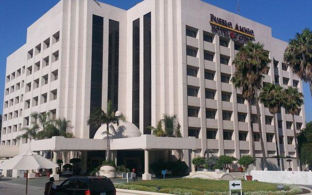 Pueblo Amigo Hotel Plaza y Casino вид на фасад