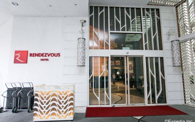 Rendezvous Hotel Singapore (SG Clean)