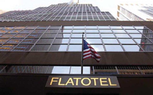 Отель Flatotel New York City США, Нью-Йорк - отзывы, цены и фото номеров - забронировать отель Flatotel New York City онлайн вид на фасад