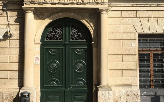 Отель Palazzo Sabella Tommasi Depandance Calimera вид на фасад