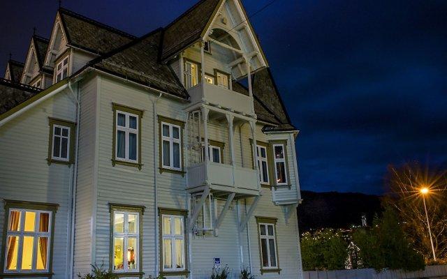 Fleischer's Hotel вид на фасад