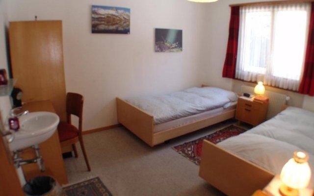 Отель Chesa Albris Bed and Breakfast Швейцария, Санкт-Мориц - отзывы, цены и фото номеров - забронировать отель Chesa Albris Bed and Breakfast онлайн комната для гостей