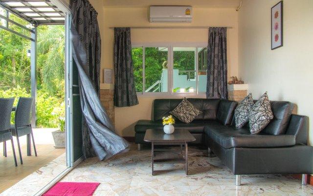 Отель White Flower Apartments Таиланд, Ланта - отзывы, цены и фото номеров - забронировать отель White Flower Apartments онлайн комната для гостей