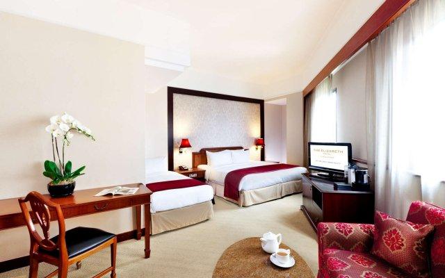 Отель The Elizabeth Singapore Сингапур комната для гостей