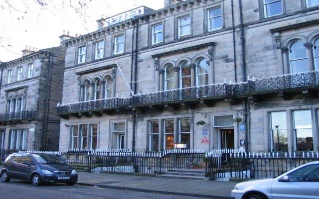 Отель ROTHESAY Великобритания, Эдинбург - отзывы, цены и фото номеров - забронировать отель ROTHESAY онлайн вид на фасад