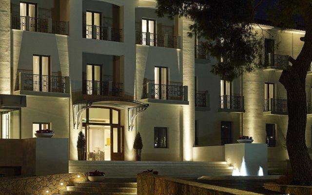 Отель Domotel Kastri Греция, Кифисия - 1 отзыв об отеле, цены и фото номеров - забронировать отель Domotel Kastri онлайн вид на фасад