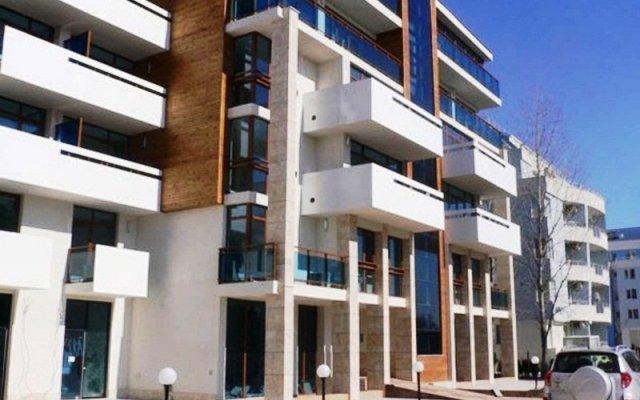 Отель Villa Itta Солнечный берег вид на фасад
