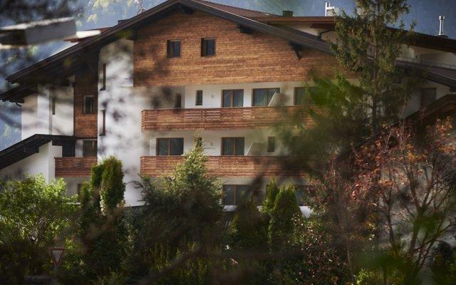 Hotel Sunnwies Натурно вид на фасад