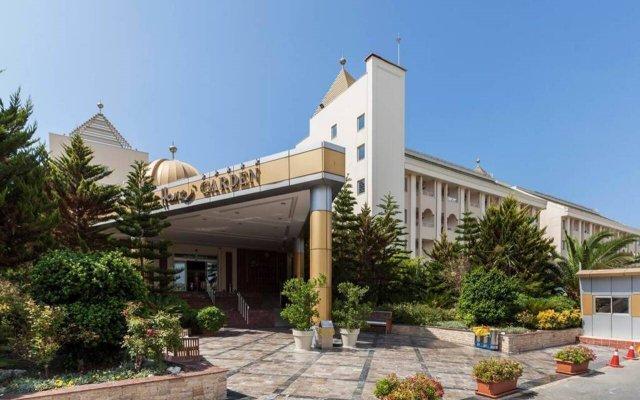 Отель Primasol Hane Garden вид на фасад