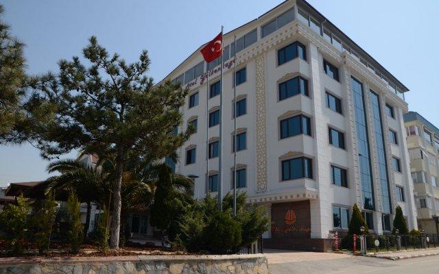 Otel Yelkenkaya Турция, Гебзе - отзывы, цены и фото номеров - забронировать отель Otel Yelkenkaya онлайн вид на фасад
