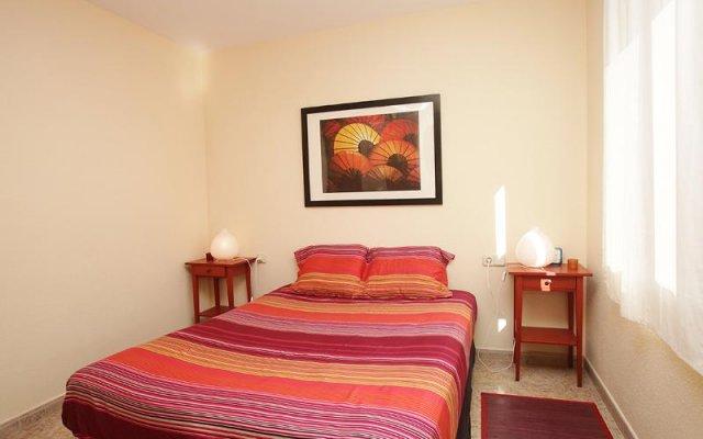 Отель Sants-Les Corts Travessera De Les Corts - Three Be комната для гостей