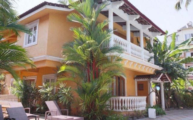 Отель GuestHouser 3 BHK Villa 5c00 Гоа вид на фасад