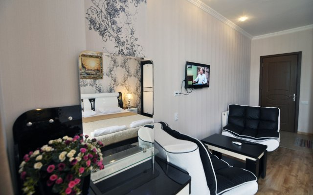 Отель Flamingo Group комната для гостей