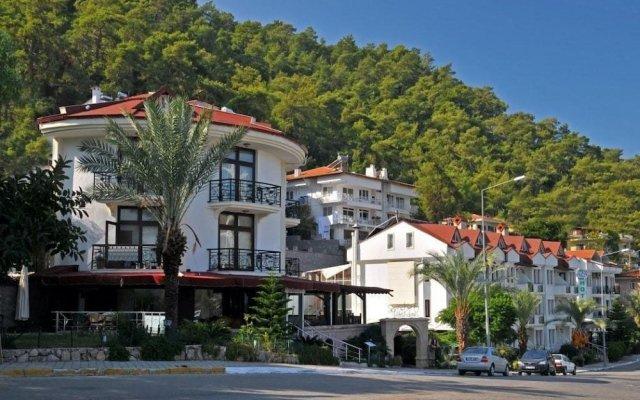 Grand Ata Park Hotel Турция, Фетхие - отзывы, цены и фото номеров - забронировать отель Grand Ata Park Hotel онлайн вид на фасад