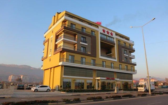 La Bella Alasehir Турция, Алашехир - отзывы, цены и фото номеров - забронировать отель La Bella Alasehir онлайн вид на фасад