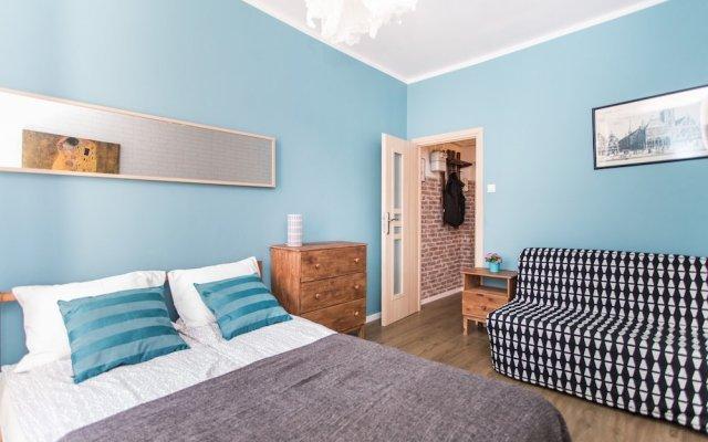 Отель Apartamenty Przytulne OLD TOWN Piwna 27 комната для гостей