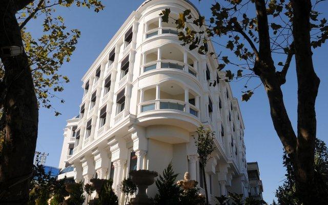 Paradise Island Hotel Турция, Гебзе - отзывы, цены и фото номеров - забронировать отель Paradise Island Hotel онлайн вид на фасад