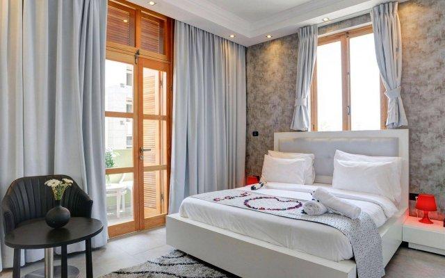 Residence Suites Hotel Израиль, Тель-Авив - 2 отзыва об отеле, цены и фото номеров - забронировать отель Residence Suites Hotel онлайн вид на фасад