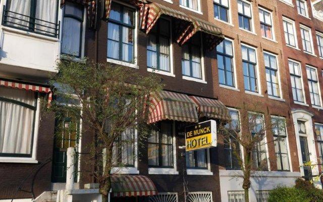 Hotel de Munck вид на фасад