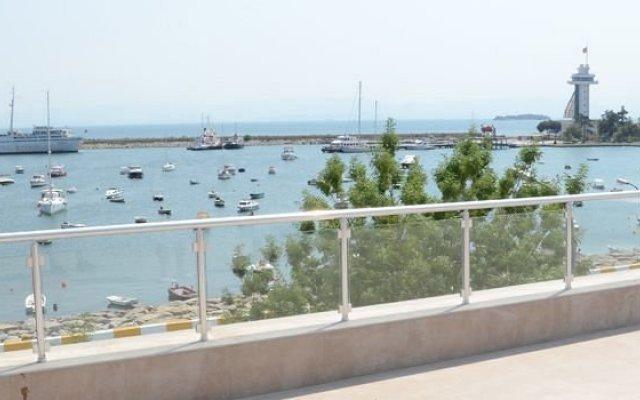 Blanco Hotel Турция, Стамбул - отзывы, цены и фото номеров - забронировать отель Blanco Hotel онлайн балкон