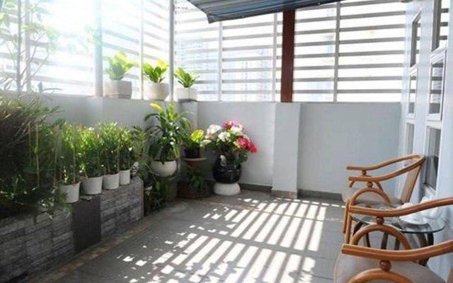 Thuy Sakura Hotel & Serviced Apartment вид на фасад
