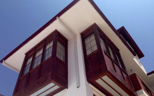 Hotel Mary's House Сельчук вид на фасад