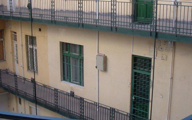 Amiga Hostel вид на фасад
