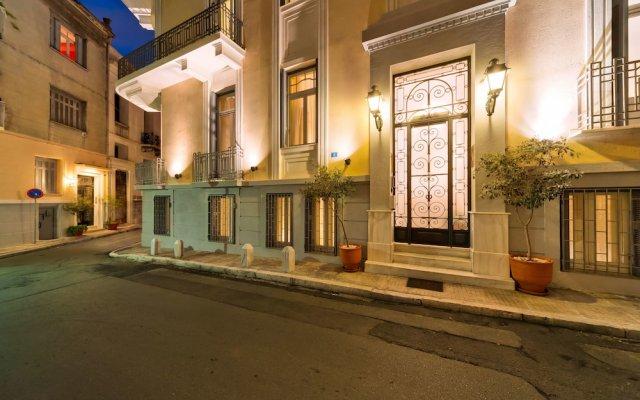 Отель Hapimag Resort Athens Греция, Афины - отзывы, цены и фото номеров - забронировать отель Hapimag Resort Athens онлайн вид на фасад