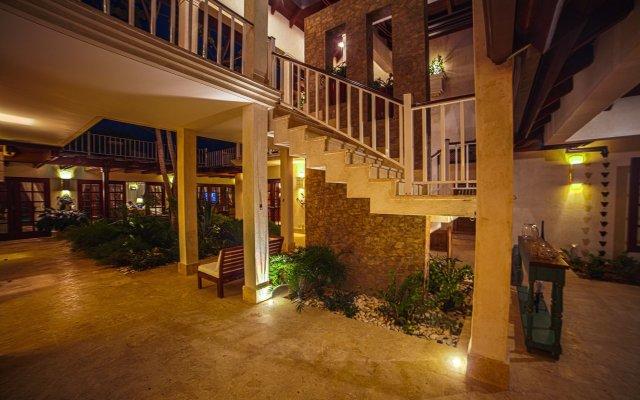 Отель Hacienda A-19 вид на фасад