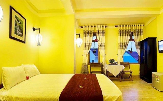 Отель The Corner Homestay Вьетнам, Хойан - отзывы, цены и фото номеров - забронировать отель The Corner Homestay онлайн комната для гостей