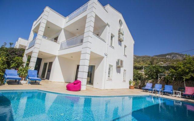 Villa Baysal 5 by Akdenizvillam Турция, Патара - отзывы, цены и фото номеров - забронировать отель Villa Baysal 5 by Akdenizvillam онлайн вид на фасад