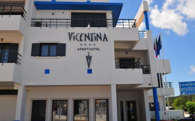 Vicentina Hotel вид на фасад