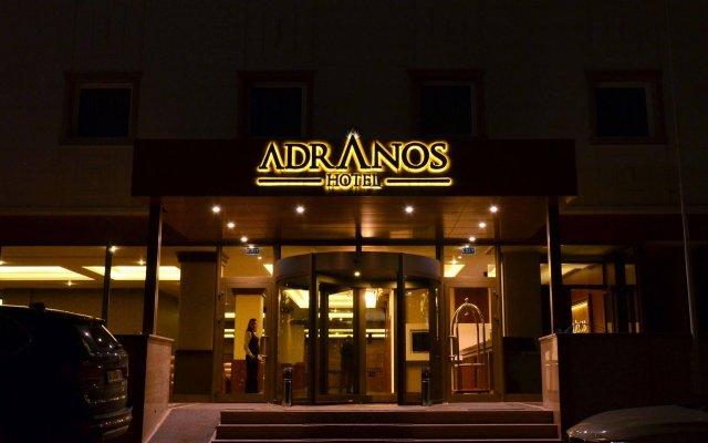 Adranos Hotel Турция, Улудаг - отзывы, цены и фото номеров - забронировать отель Adranos Hotel онлайн вид на фасад