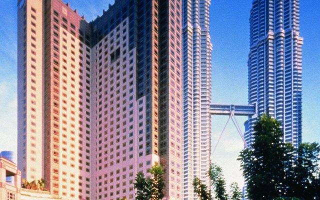 Отель Mandarin Oriental Kuala Lumpur Малайзия, Куала-Лумпур - 2 отзыва об отеле, цены и фото номеров - забронировать отель Mandarin Oriental Kuala Lumpur онлайн вид на фасад