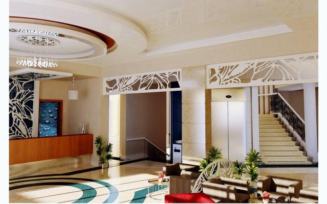 Отель Kleopatra Micador Аланья вид на фасад