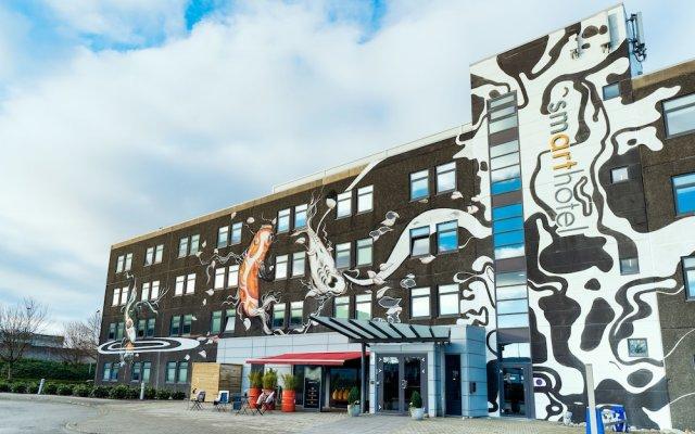 Отель Smarthotel Forus Норвегия, Санднес - отзывы, цены и фото номеров - забронировать отель Smarthotel Forus онлайн вид на фасад