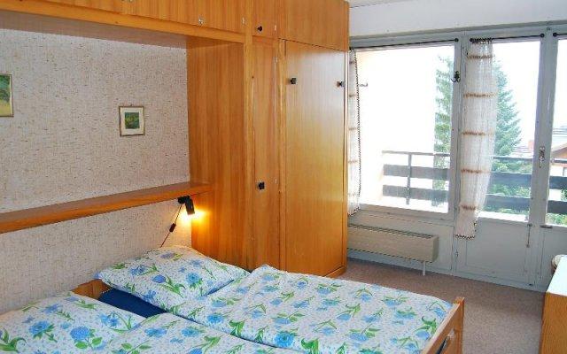Отель Montfort Нендаз комната для гостей