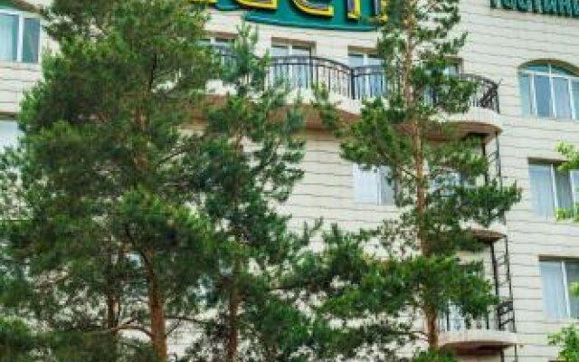 Гостиница Edem Казахстан, Караганда - отзывы, цены и фото номеров - забронировать гостиницу Edem онлайн вид на фасад